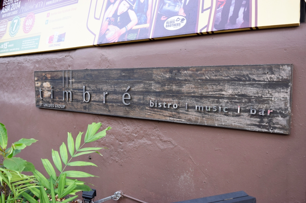 Sign of Timbre @ The Substation.