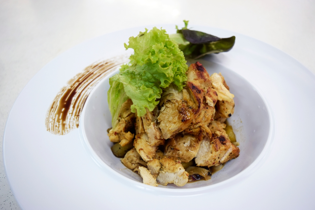 Pan Fried Italian Chicken Breast ($6.90) Quantity for the price? Fantastic. Taste? Great. Presentation? Lovely. Seriously, where else can you get a main that looks & taste that good for under 10 bucks?
