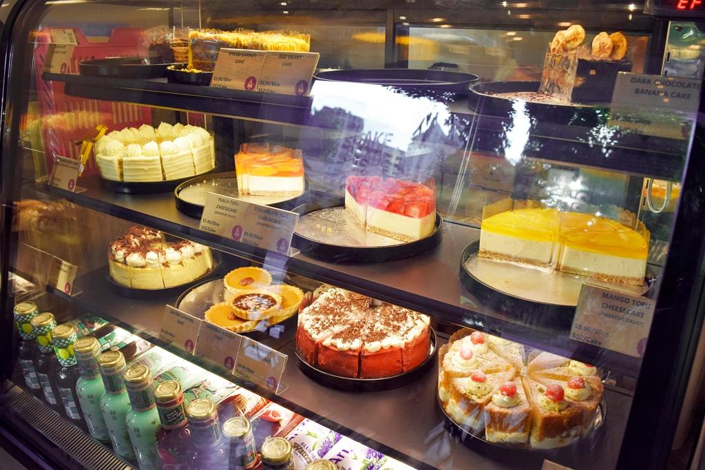 """Cake! Cakeeeeee! I love dee cake."" -Marjorie Dawes"