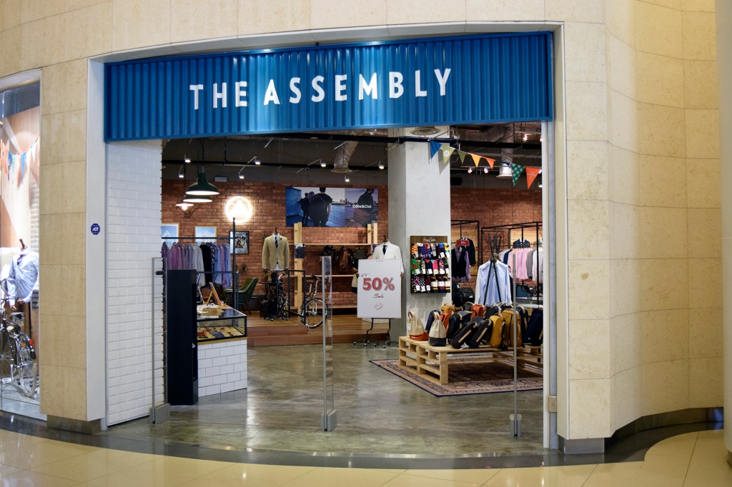The Assembly Store.