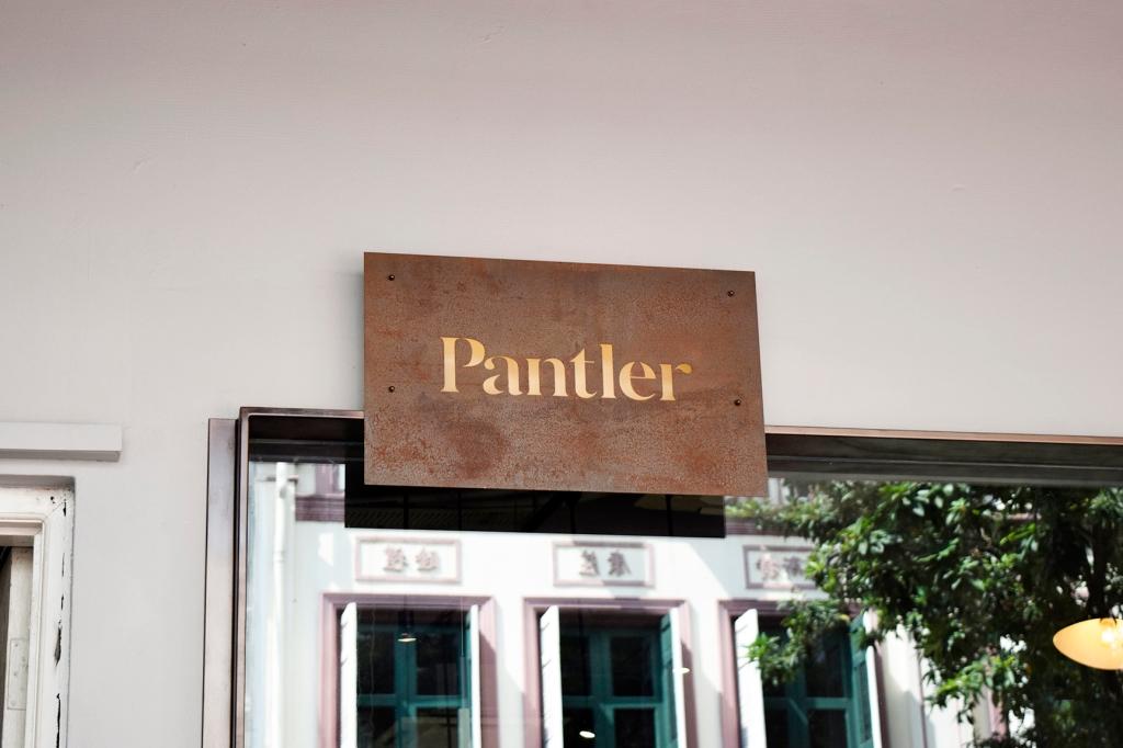 It's Pantler. Not Panther.