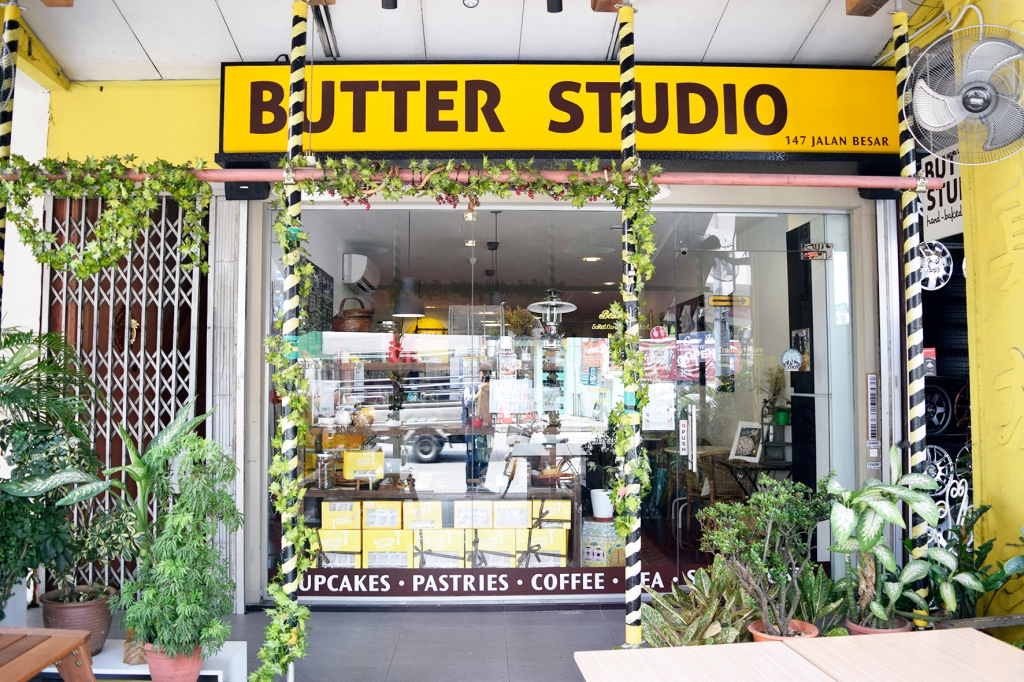 """Hello. We're Butter Studio and we bake."""