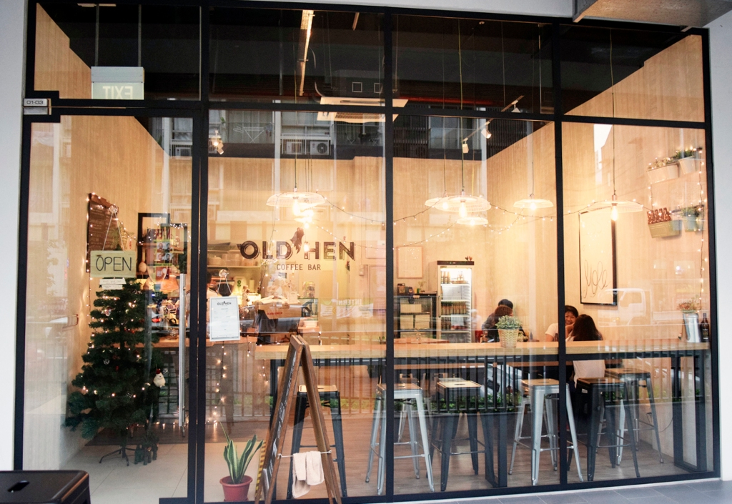 """An intimate and humble space built to share specialty coffee and simple comfort food."""