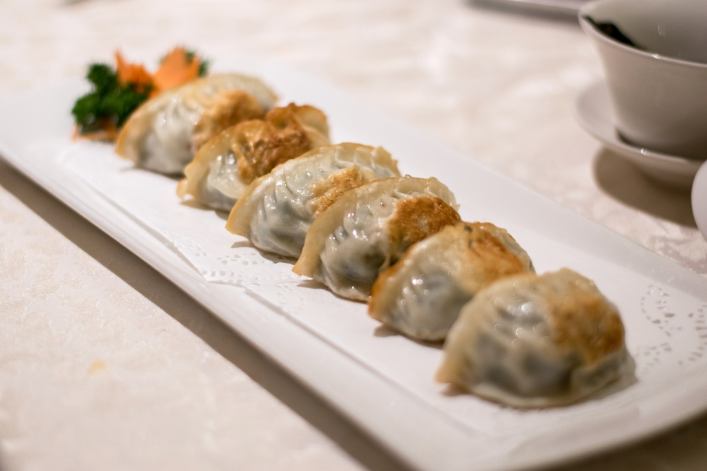 Pan-fried Chive Dumpling A fan of dumplings, my friend really loved this dish.